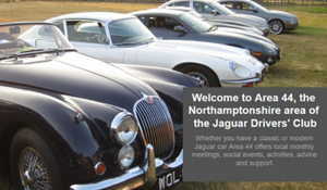 Jaguar Drivers' Club Area 17 Bedfordshire - Links