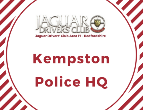 Kempston Police HQ Visit